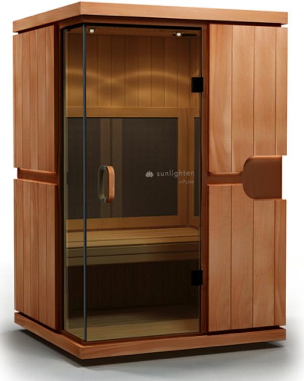 Infared Sauna at GYM Laird